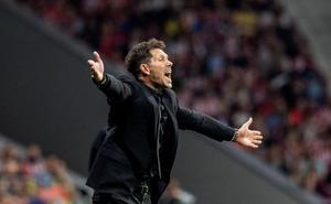 El Atlético, al reencuentro del gol frente a un Valencia que ya mira hacia arriba