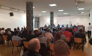 Los trabajadores del transporte de Cantabria amenazan con ir a la huelga en noviembre