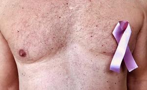 El cáncer de mama, una enfermedad con nombre de mujer que también sufren los hombres