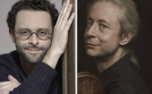 François Fernández y Benjamín Alard, en el Ciclo de Los Conciertos de la Academia