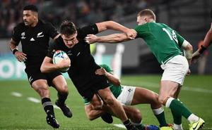 Nueva Zelanda e Inglaterra disputarán la primera semifinal