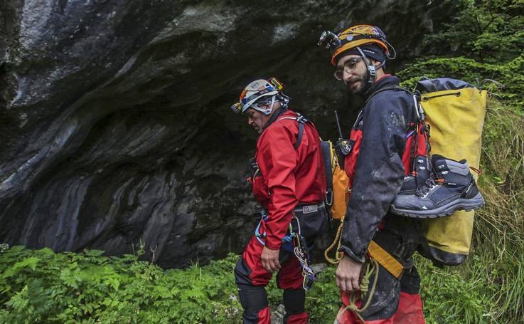 Espeleología | El Diario Montañes