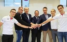 Aldro se suma como patrocinador al Burgos BH