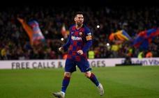 La fuente de Messi es inagotable