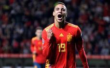Adama Traoré, sustituto de Rodrigo Moreno ante Malta y Rumanía