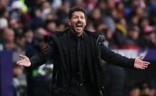 Simeone: «Hemos mejorado en la regularidad»