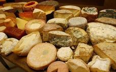 Los quesos artesanos protagonizan esta tarde la jornada del Colegio de Médicos