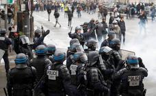 Los violentos disturbios marcan el aniversario de los chalecos amarillos
