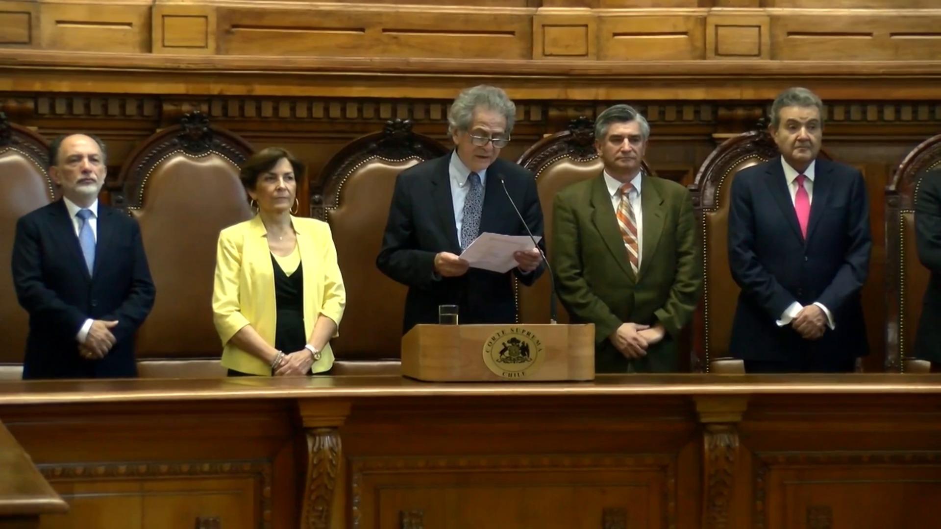 Piñera condena violaciones de DDHH por parte de fuerzas de seguridad