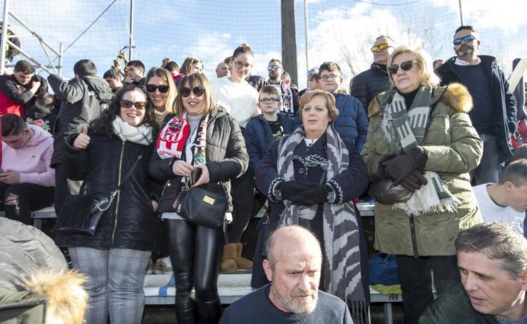 Imágenes del encuentro de Copa del Rey entre el Escobedo y el Sevilla