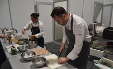 La cocina de Nacho Solana enamora en Madrid Fusión