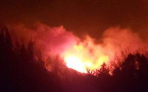 Sólo quedan cuatro incendios activos de los 20 provocados en las últimas 24 horas en Cantabria