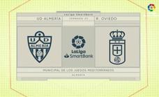 Vídeo resumen del Almería-Oviedo