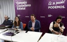 Iglesias convoca a la máxima asamblea de Podemos y se postula a la reeleción como líder