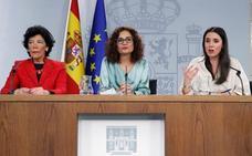 El Gobierno da por bueno el aval del CGPJ a Delgado e intenta rebajar tensiones