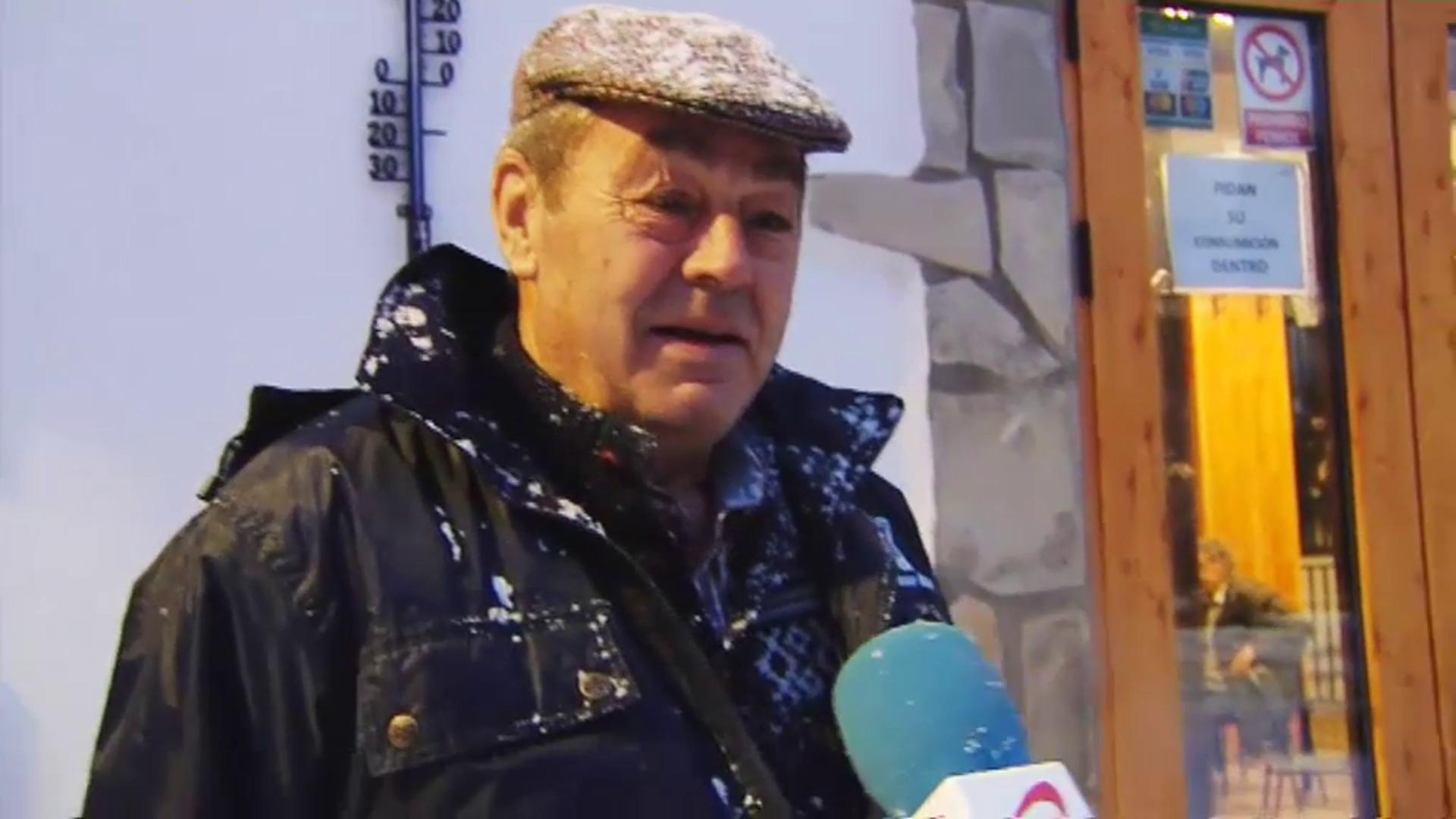 'Gloria' pone en alerta por nieve a 18 provincias