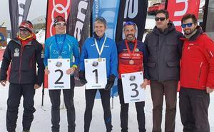Amplia representación cántabra en la primera cita de la Copa de España de snowrunning