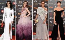Los mejores looks de la alfombra roja de los Premios Goya del último lustro
