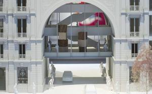 El PSOE pide replantear el diseño museístico del Proyecto Pereda para evitar el cierre visual del arco