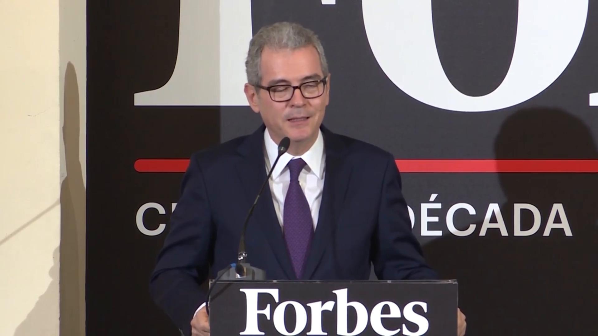 Pablo Isla, presidente de Inditex, mejor CEO de la década según Forbes