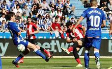 Vídeo-resumen del Alavés-Athletic