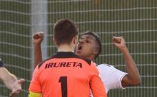 Rodrygo se perderá el clásico tras ser expulsado con el Castilla