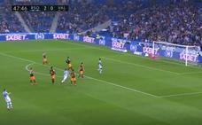 Vídeo-resumen de los mejores goles de Primera