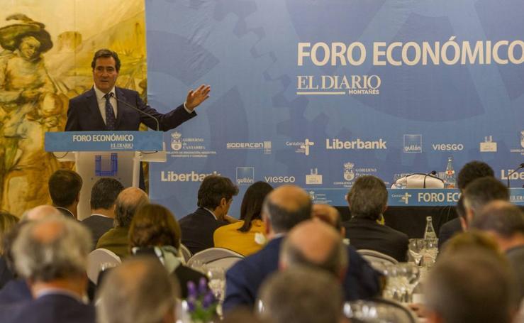 Foro Económico   Antonio Garamendi