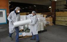 Armando Álvarez redobla esfuerzos por la elevada demanda de sus plásticos