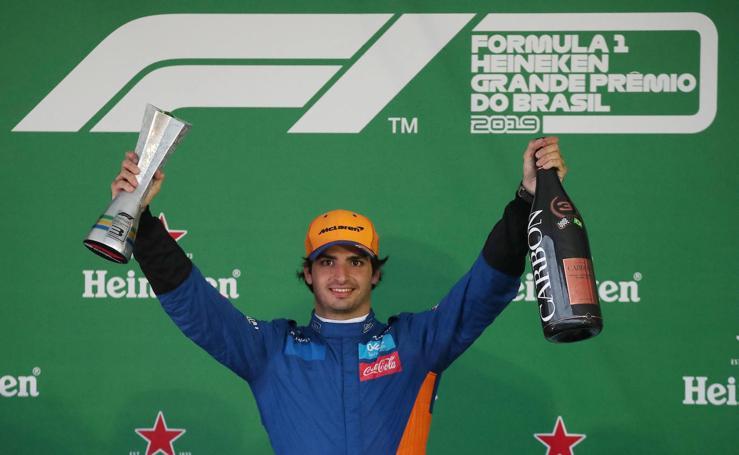Carlos Sainz, una carrera en continuo ascenso