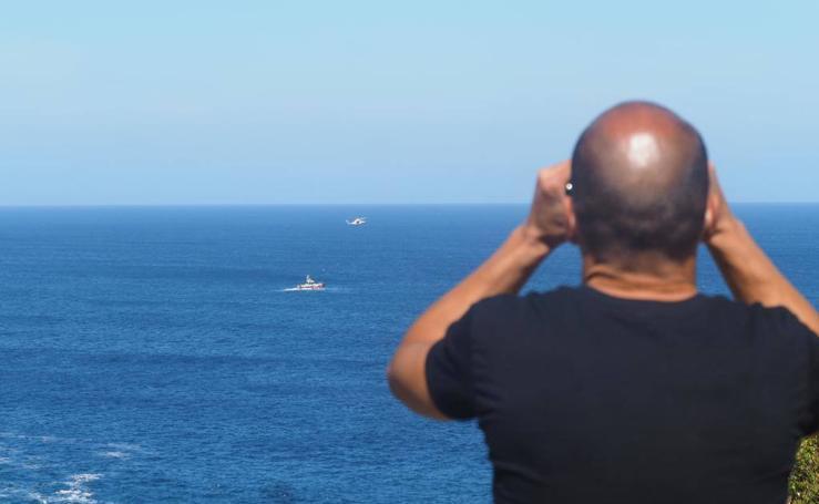 Encuentran en Punta Calderón el cuerpo del pescador que cayó al mar en Ubiarco