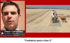 David Cantarero analiza el paso de Cantabria a la fase dos