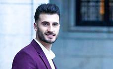 El santanderino Javier Poncio representará a Cantabria en 'Míster International Spain'