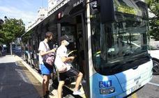 Sin colas ni aglomeraciones para ir a las playas de Santander en autobús