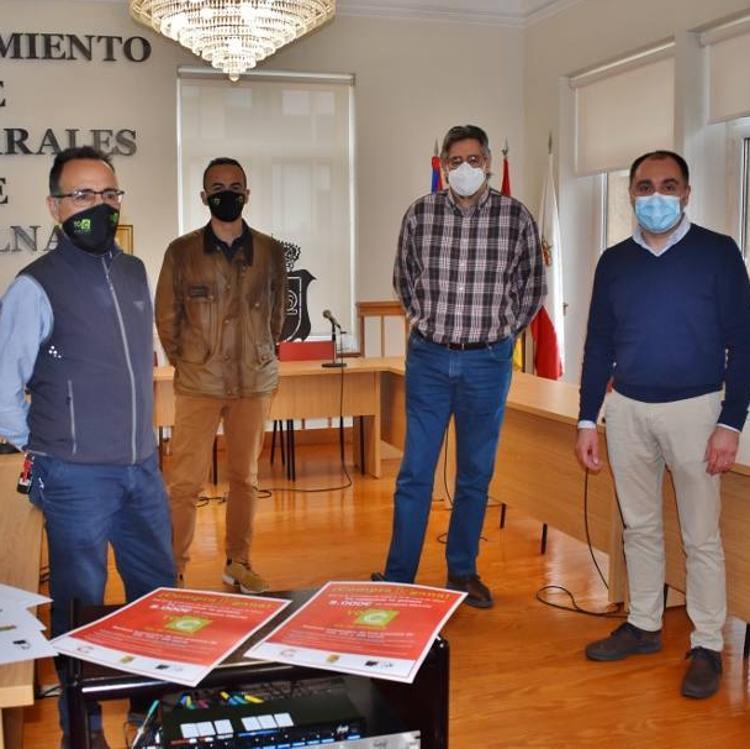 Los Corrales prepara una gran campaña de promoción del comercio y la hostelería para estas Navidades