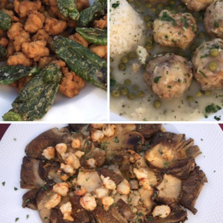 Cocina de mercado, los clásicos nunca fallan en la mítica cafetería Picos de Europa