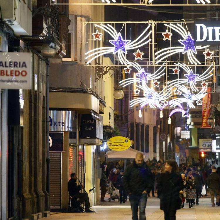 Torrelavega convoca el IV concurso de iluminación navideña