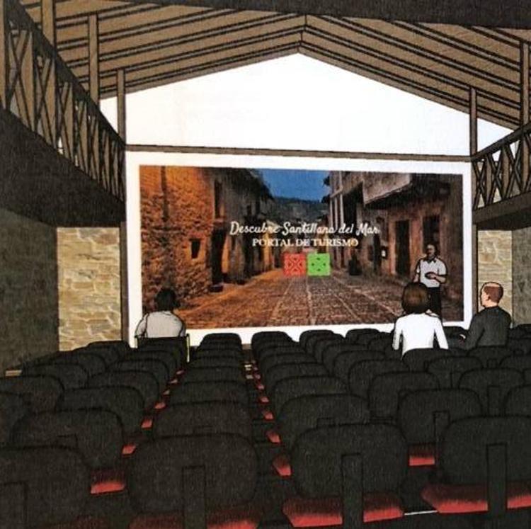 Santillana convertirá una antigua nave en centro cultural para albergar eventos varios