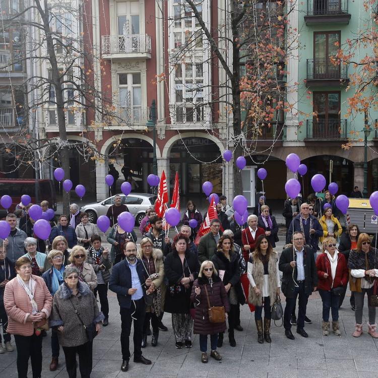 Torrelavega invita a sus vecinos a sumarse al rechazo de la violencia el 25-N con dos hastags en las redes sociales