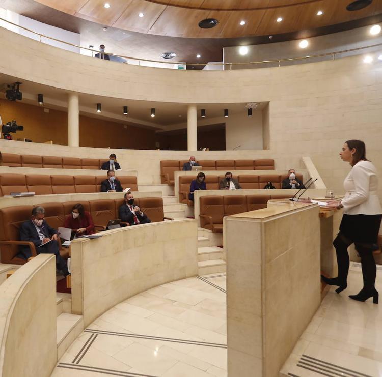 El Parlamento de Cantabria rechaza los vetos al presupuesto con los votos de PRC, PSOE y Cs
