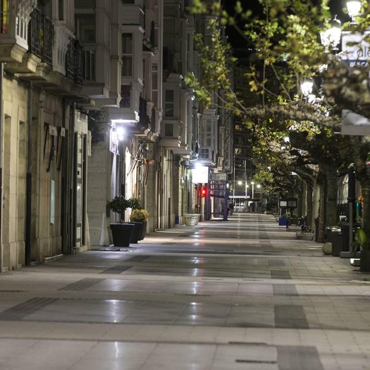 Cantabria amplía el toque de queda nocturno hasta el 11 de diciembre