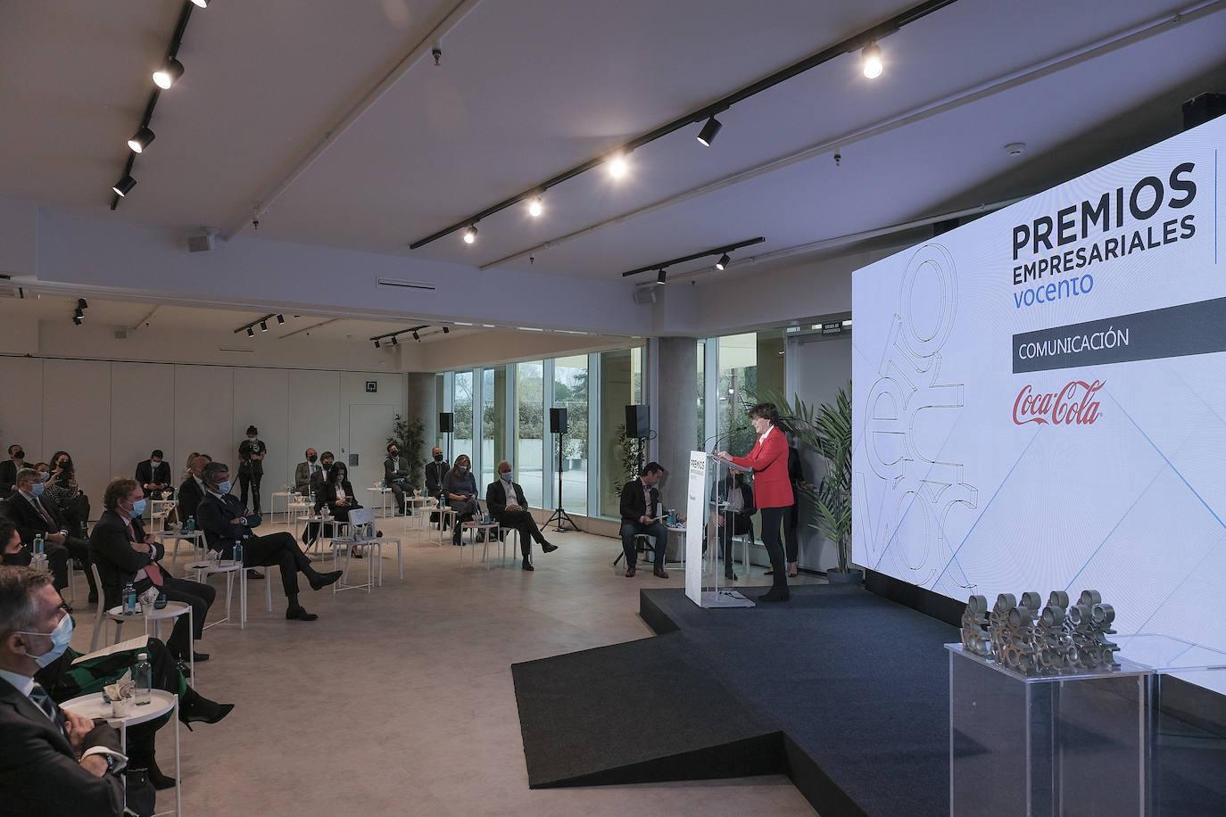Los IV Premios Empresariales de Vocento, en imágenes