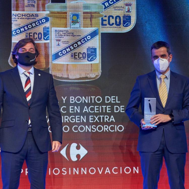 Grupo Consorcio se lleva a Santoña el Premio Innovación 2020