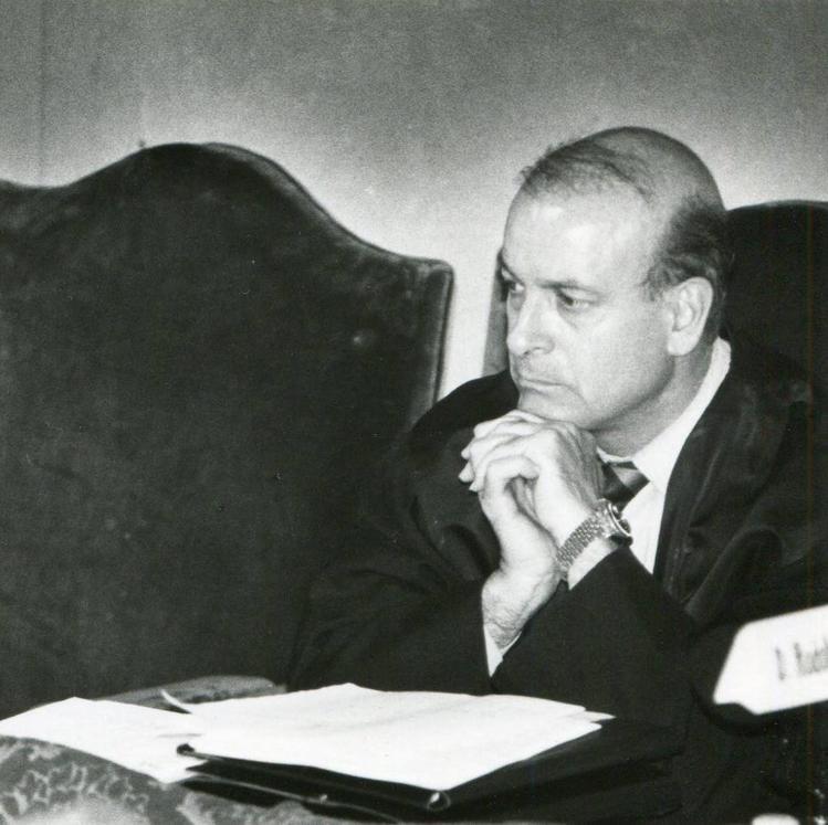 Muere Juan Hormaechea