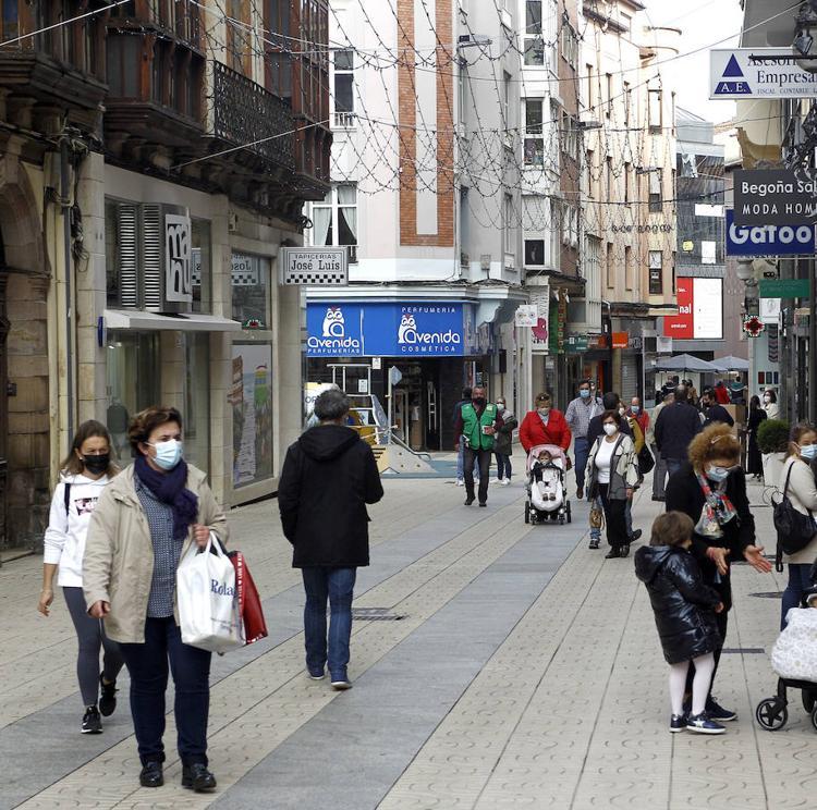 El covid se cobra otras cuatro vidas en Cantabria, que ya supera el centenar en esta segunda ola