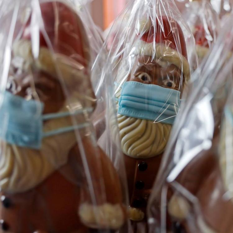 Sanidad alerta sobre la Navidad: «En festivos el riesgo de contagio aumenta un 222%»