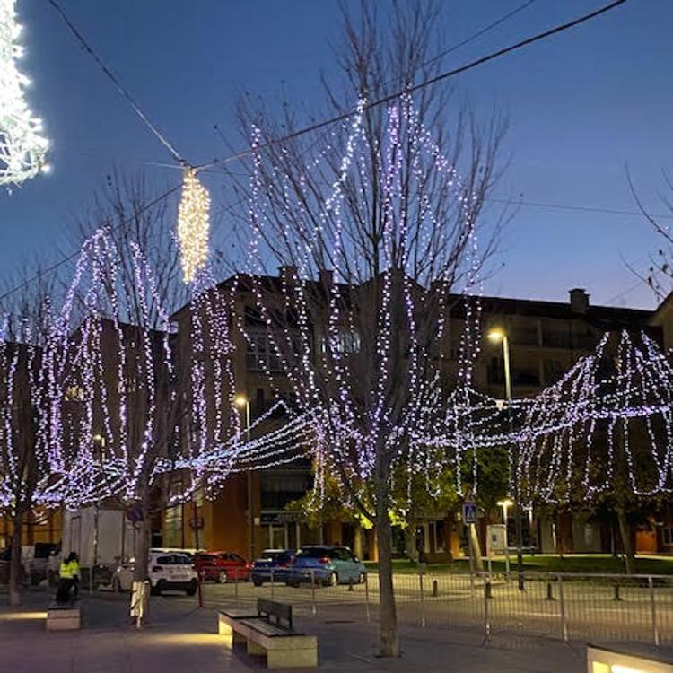 Bezana ilumina su Navidad