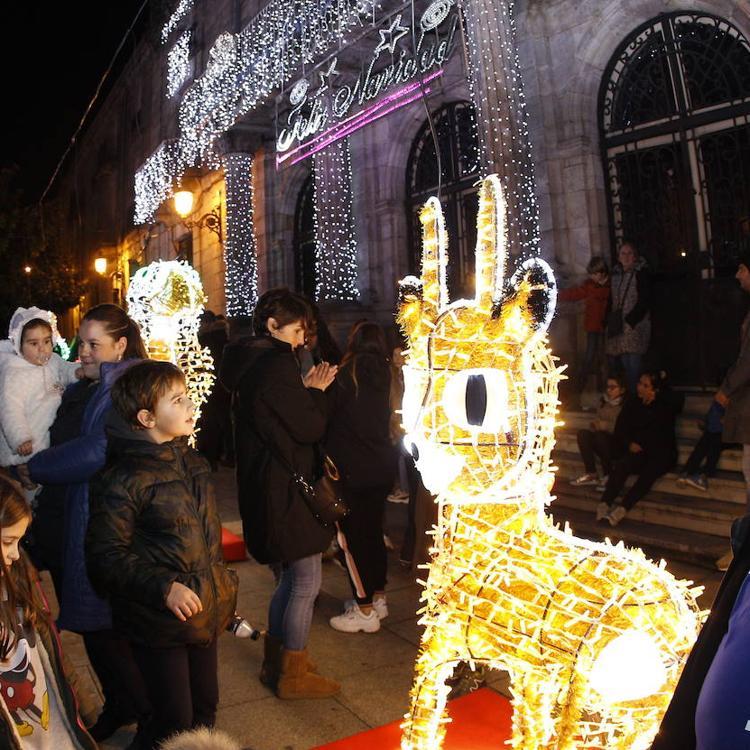 Torrelavega encenderá este viernes el alumbrado navideño