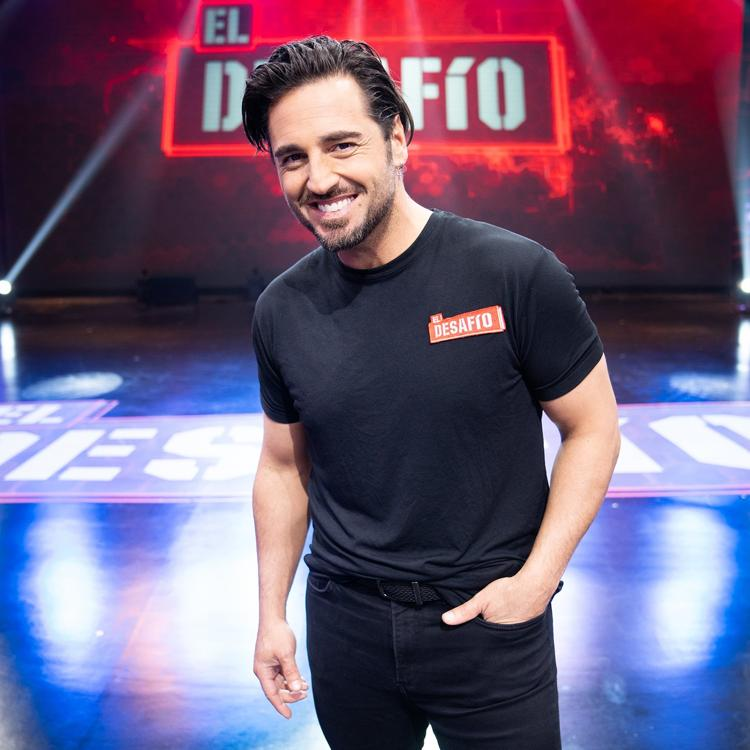 David Bustamante quiere ganar 'El Desafío' que este viernes estrena Antena 3