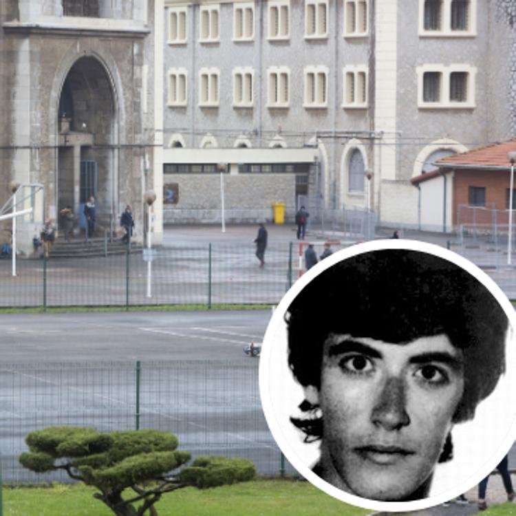 Trasladan a El Dueso al terrorista de ETA Ignacio Etxeberría Martín, alias 'Mortadelo'